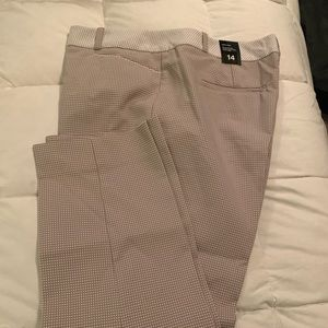 Capri /pencil pants